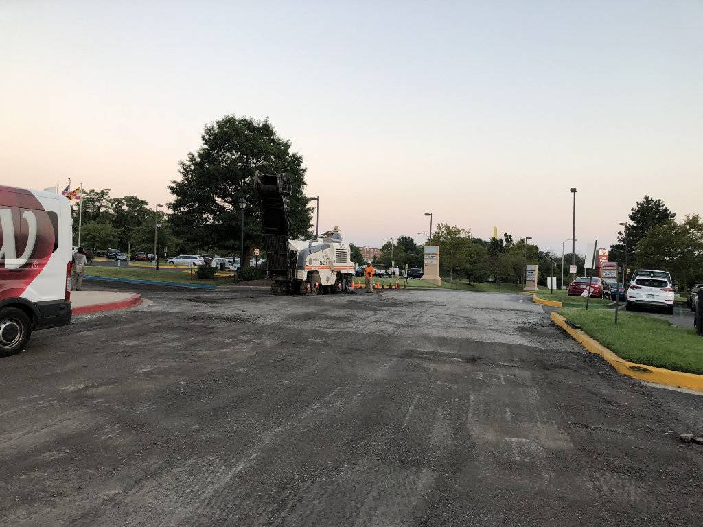 Church Hill Paving Company : Maryland Paving Contractor (MD